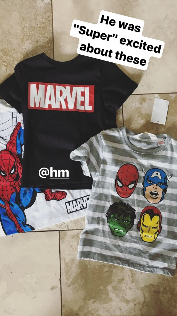 superhero boys shirts