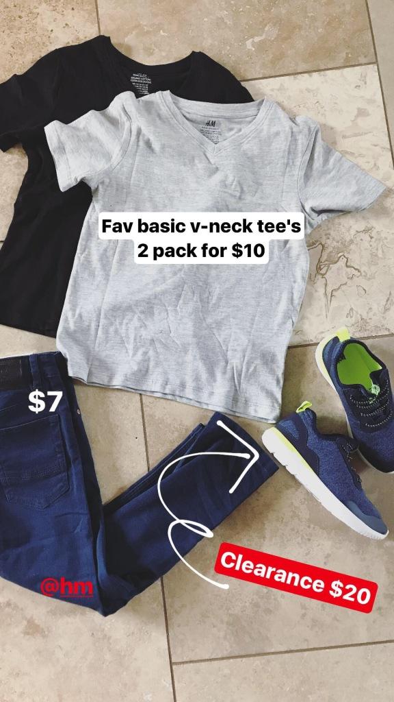 boy style basics