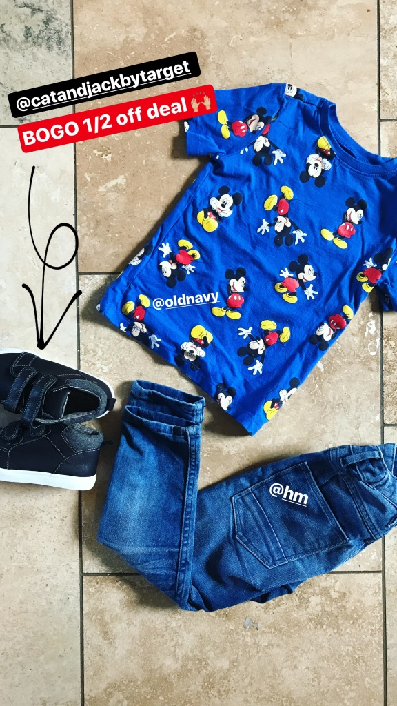 mickey mouse style cool boys fashion